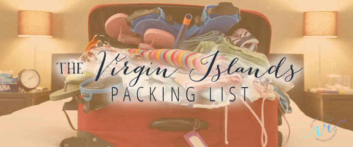Your US Virgin Islands Packing List