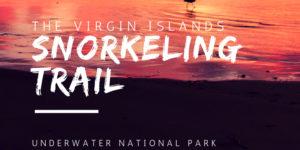 Underwater National Park Snorkeling Trail